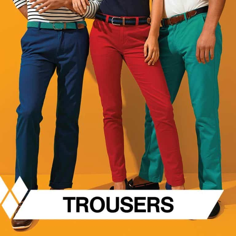 Trousers Catalogue